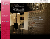 hair & relaxation gienne[web]   を拡大